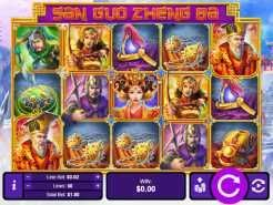 San Guo Zheng Ba (Three Kingdom Wars) Slots